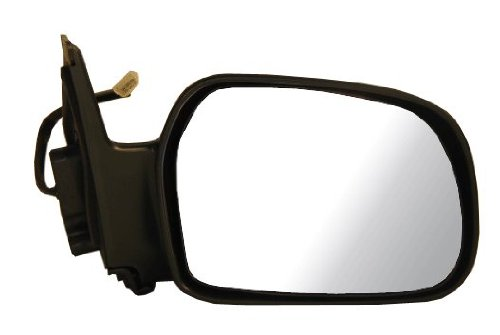 - Tracker/Vitara Power Side View Door Mirror Black Assembly Passenger Right RH