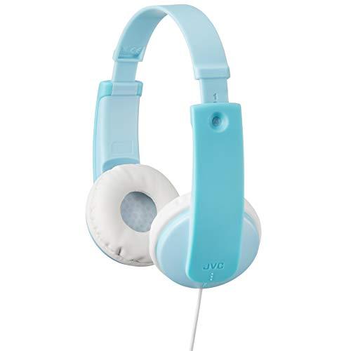 JVC HA-KD7-Z-E kinderstereo-hoofdtelefoon, blauw