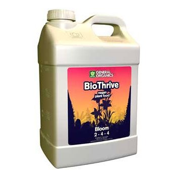 General Hydroponics GH5134 Organics BioThrive Bloom Booster