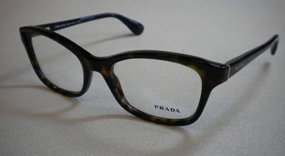 Prada PR05PV Eyeglasses-2AU/1O1 - Uk Glasses Prada Womens