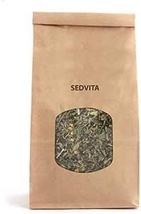 Infusión Sedvita 120g Mezcla de Plantas para Reducir el Estrés, la Ansiedad y para Mejorar el Sueño: Amazon.es: Alimentación y bebidas
