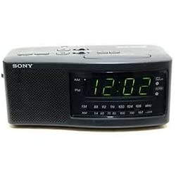 Sony Dream Machine ICF-C740 Dual Alarm Clock Radio
