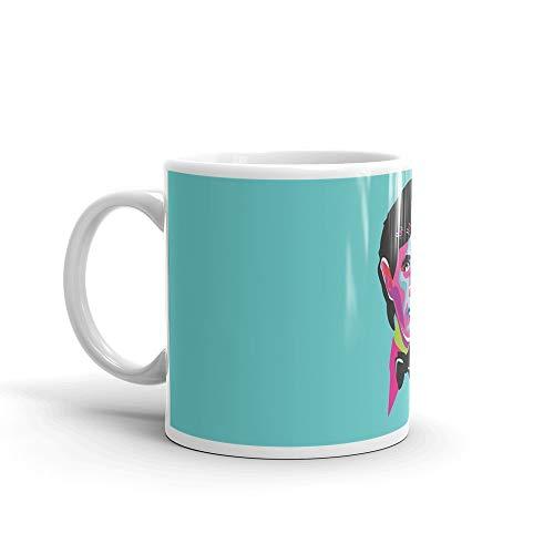 Ferry Debonair Bryan Ferry Mug 11 Oz White Ceramic