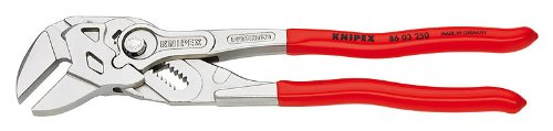 10'' Plier Wrench-2pack by KNIPEX Tools
