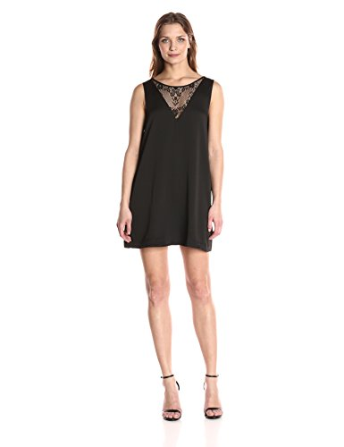Black Kleid BCBGMAXAZRIA Damen BCBGMAXAZRIA Damen Kleid Schwarz Schwarz SwCx5nxq0