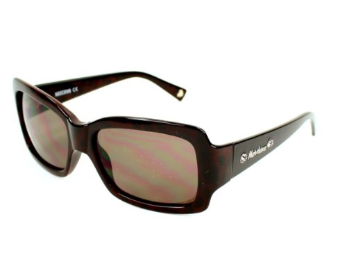 Moschino Sunglasses MO 523 03 Acetate - Rhinestones Brown - Men Moschino Sunglasses