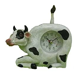 AIE GF98 Cow Desk Clock