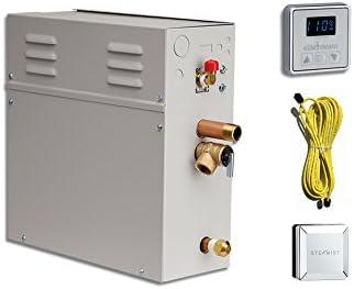 Best for detoxification: EliteSteam 7.5 Kilowatt Steam Sauna Shower System