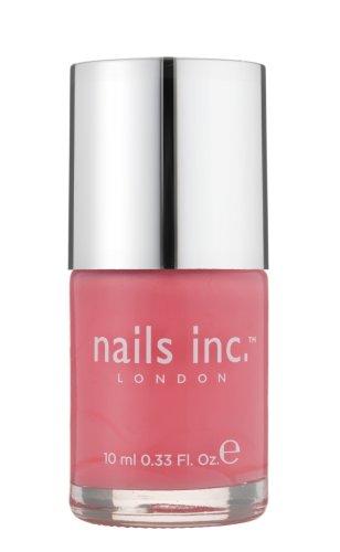 Nail Polish Nails Inc. 0.33 Oz Kensington Palace Gardens - Peach/salmon by CoCo-Shop ()