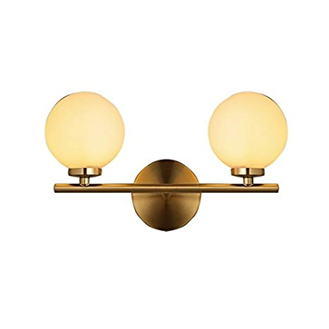 0c4206663e26 Maso Home, MS-61406 Double Lights Wall lamp, Fashion Simplicity Vintage  Industrial Metal