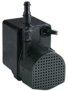 Little Giant PE-2H-PW 300 GPH Statuary Fountain Pump with 1/40 HP (566609)