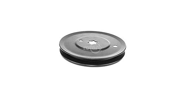 Amazon.com: Polea de transmisión para MTD 756 – 01002 ...