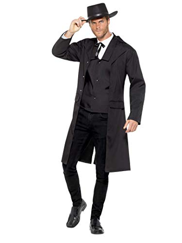 Wild West Bounty Hunter Adult Costume - Large -