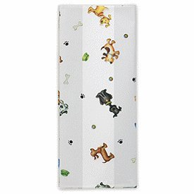 100 Dog Days Puppy Birthday Party Shower Favor Treat Bags 5x