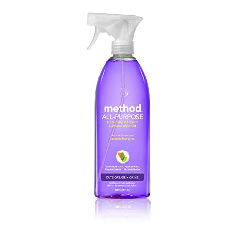 Method All Purpose Cleaner, French Lavender, 28 Ounce (Pack 8)