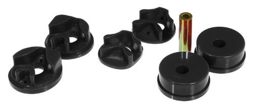 Prothane 8-1908-BL Black All 3 Motor Mount Insert Kit
