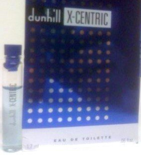 Dunhill X-centric for Men By Alfred Dunhill .06oz EDT Sampler Mini Vial