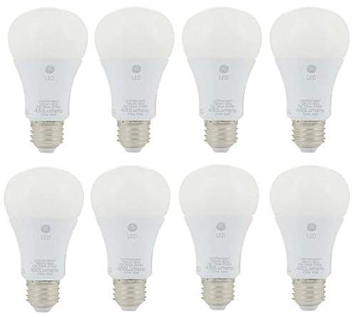 GE 60W 60 Watt Replacement Daylight LED 8 Pack