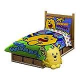 Wow! Wow! Wubbzy! 4-Piece Toddler Bedding Set