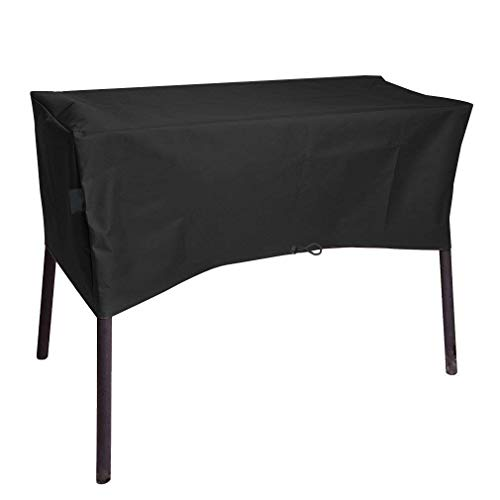Cookingstar Heavy-Duty Patio Cover for Camp Chef 2 Burners Stove, Fits OSD-60LW, EX-60, CC-60, DL-60, DC-60LW, DH-280, DH-170, SOC-60 (Dimensions: 34.5
