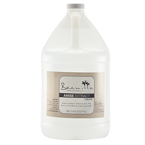 Anise Extract - 128 fl oz (Gallon) by Beanilla Vanilla (Image #2)