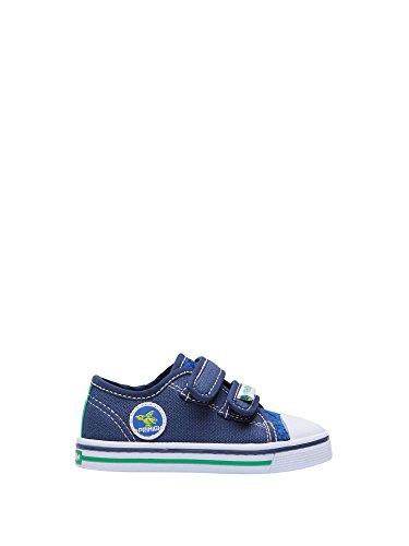 Primigi 1445700 Scarpa Velcro Kind Blau