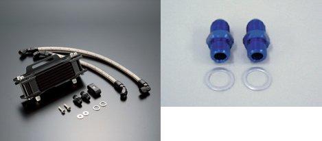EARL'S(アールズ) OILクーラーKIT ストレート #6 4.5-10R BLK仕様 SRX400 2-3型/600 1-3型 14053310B   B001D4A5AM