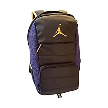 Amazon.com  Jordan All World Backpack (One Size, Bright Concord ... d364aa249c