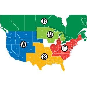 Navionics MSD/PREM-E6 HotMaps Premium East Lakes USA Marine Digital Map - North America - United States - - Charts Premium Hotmaps