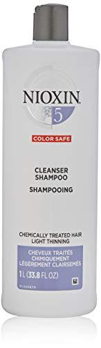 Nioxin System 5 Cleanser Shampoo, 33.8 oz.