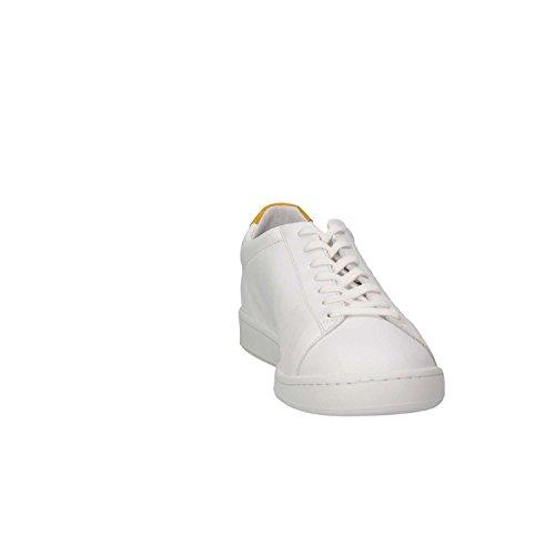 Puerto Este Nuevo Descuento Le Coq Sportif 1821241 Sneakers Uomo Bianco/Giallo tHmwG4w