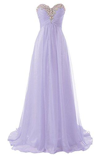 Buy long sweetheart neckline prom dresses - 7