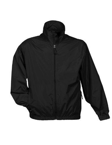 Tri Mountain Men's Lightweight Water Resistant Jacket