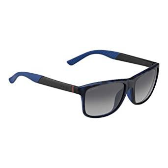 0f335e7a7c5 Image Unavailable. Image not available for. Color  Gucci Asia Fit Grey Lens  Sunglasses