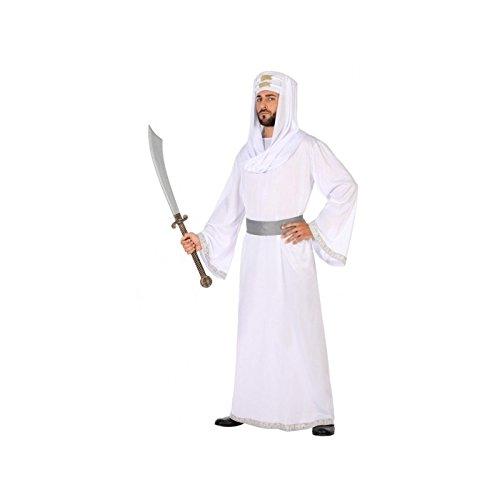 Atosa 53862 Costume Princess, Size M-L Arab, Men, Women, Boys Girls, -