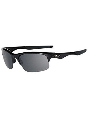 Oakley Bottle Rocket Men's Polarized Active Sports Sunglasses/Eyewear - Polished Black/Black Iridium/One Size Fits All