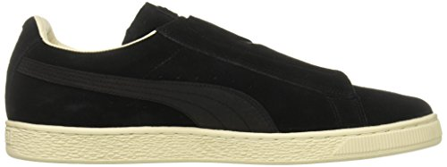 Puma Men's Color Blocked PUMA Black puma Black Wrap Sneaker Suede Ytqwwda