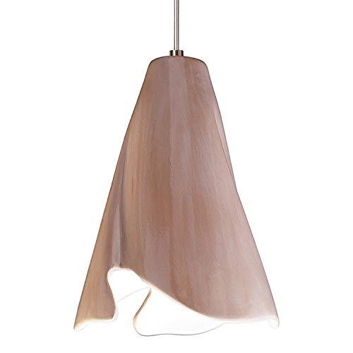 Flora Mini Pendant - Tan by A19