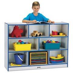 - Jonti-Craft, Inc. Mobile Single Storage,Super Sized,35.5