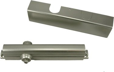 Design Hardware 316 689 Hold Open Heavy Duty PA Arm With Dead stop Only. Reversible by Design Hardware