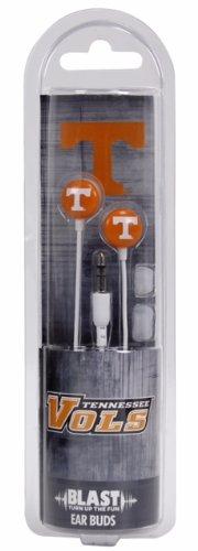 US Digital NCAA Tennessee Volunteers Blast Earbud Headphones