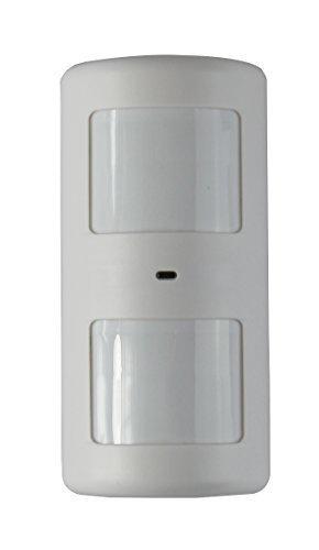 Chuango PIR-910 Sensor infrarrojo pasivo (PIR) Blanco Detector de Movimiento - Sensor
