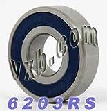 6203rs bearing - 6203RS Bearing 17x40x12 Sealed Ball Bearings