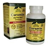 Curamin Extra Strength EuroPharma (Terry Naturally) 120 Tabs, Health Care Stuffs