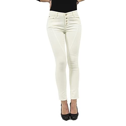 Lee Cooper pantalons 005977 jaxy 7909 blanc