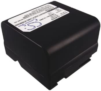 Replacement Battery for Sharp VL-8 VL-A111H VL-A111 VL-A110U VL-A10E VL-A10H VL-A10S VL-8888 5400mAh VL-A10U VL-A10 VL-A111S