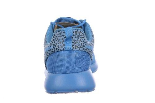 Nike Rosher Run Premie Safari Blå Menns Joggesko (525234-400)