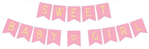 baby shower banner girl - 6