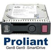 765863-001 Compatible HP G8 G9 4-TB 12G 7.2K 3.5 SAS SC
