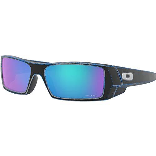 Oakley Gascan Race Worn Collection Sunglasses,OS,Raceworn Blue/Prizm ()